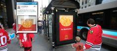 28 Deliciously Creative Ads from McDonald's Guerrilla Marketing Photo