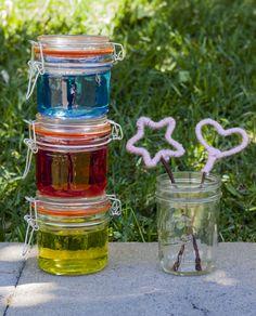 DIY-  Homemade bubbles!!