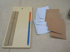 11 Make a Sandpaper Cutter