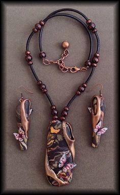 Авторская бижутерия и декор от Татьяны Липатовой