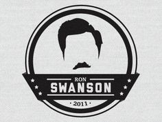 Ooo how amazing it would be if ron swanson was president! Would his dislike of flip flops cause a country wide ban?? Haha