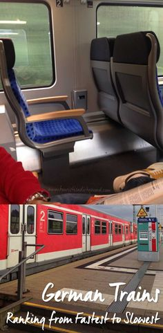 German Trains Ranking from Fastest To Slowest - by Tourist is a Dirty Word