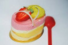 rainbow mousse - Google Search