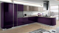 Кухня MOOD SCAVOLINI купить в Новосибирске. Милан мебель Италии.