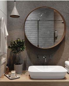 7 Luminous Clever Hacks: Narrow Bathroom Remodel Offices bathroom remodel tile w. Narrow Bathroom, Office Bathroom, Bathroom Interior, Master Bathroom, Wood Bathroom, Bathroom Ideas, Vanity Bathroom, Bathroom Goals, Budget Bathroom