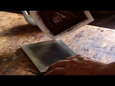 ▶ The Woodburytype - Photographic Processes Series - Chapter 9 of 12 - YouTube
