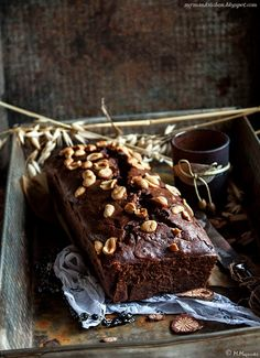 Chocolate Banana Bread Chocolate Banana Bread, Pastries, Breads, Baking, Recipes, Food, Bread Rolls, Bread Making, Meal