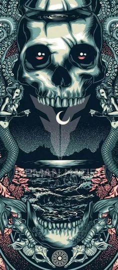 Curse of the sea by Firman Hatibu