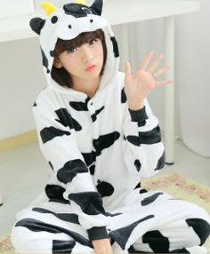 Cow Pajama  Only $39.99