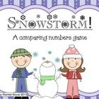 ( math centers, math) This is a cute game to help your students learn about comparing numbers. Players select cards and determine which number is larger. Player with hig...