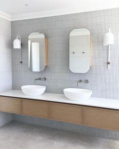 Bathroom decor for the bathroom renovation. Learn bathroom organization, bathroom decor some ideas, master bathroom tile tips, bathroom paint colors, and more. Bathroom Inspo, Bathroom Wall, Bathroom Inspiration, Bathroom Ideas, Bathroom Organization, Bathroom Cabinets, Bathroom Storage, Serene Bathroom, Mirror Cabinets