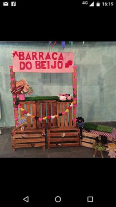 Barraca do Beijo Creative Gifts, Party Themes, Daisy, Baby Shower, Fun, Celebration, Events, Babyshower, Daisies