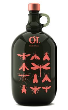 OR. Organic Wine by Pavel Kulinsky #wine #design #product