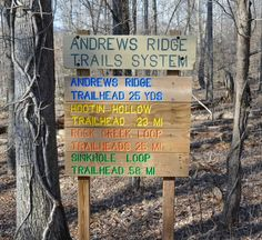 Day Hike: Hootin Hollow Trailhead - Norris Lake, Tennessee