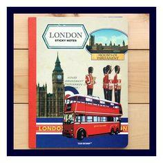 Sticky Notes - London