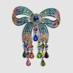 Crystal Fashion Brooches | Butler & Wilson