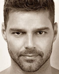 Recording Artist and Philantropist, Puerto Rican Ricky Martin