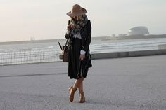 Get this look: http://lb.nu/look/8053396  More looks by Cátia  Sousa: http://lb.nu/nadaparavestir  Items in this look:  Primark Hat And Scarf, Choies Leather Skirt, Only2me Leather Camel Boots   #bohemian #casual #chic #camel #leatherskirt #choies #only2me #thefeetingroom #black