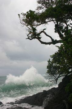 Beside the sea...
