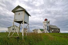 Watchmen by C. Mario del Río, via Stavanger Norway, Lighthouse, Cabin, House Styles, Home Decor, Bell Rock Lighthouse, Light House, Decoration Home, Cabins