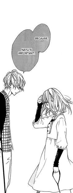 #kimi ga inakya dame tte itte #manga #shoujo