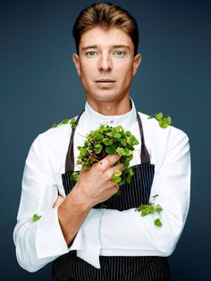 Jean Sulpice, chef du restaurant L'Oxalys