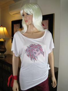 """ALICE BRANDS bietet eine Reihe von verschiedenen Einzigartige, exklusive Designs, in jugendlicher lebendige coulours, auf Qualität """"weich auf der Haut"""" Frauen-Tops und T-Shirts. etsy.com/uk/shop/AliceBrands ... Siehe vollständige Palette an www.alicebrands.co.uk"""