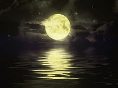 Names of the Full Moons - did you know that all full moons have names? Not Just Blue Moons?  See a list in this article.