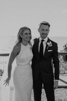 Seaside Wedding Photo - Lucas & Co Photography