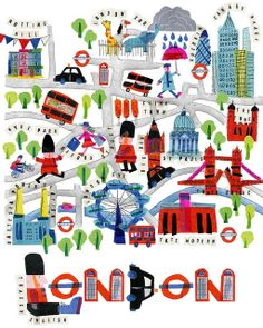 Londontown, Tracey English, Flickr.