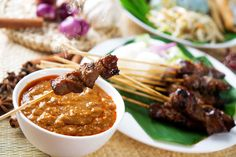Lombok and Indonesia in general offers mouthwatering food