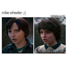 Mike Wheeler / Finn Wolfhard