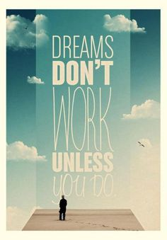 Dream Higher and Work Harder.    #entrepreneur #quotes