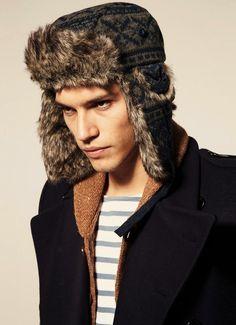 33 Best Russian ushanka hat for men images d11ac8e4165