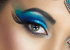 DIY Halloween Makeup : Princess Jasmine