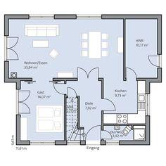 Haus Wichmann – Erdgeschoss