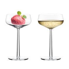 Essence Dessertskål/Champagne Glass