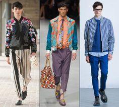 PLV Fashion Blog - TRENDREPORTAGE // MEN // BLOUSON  Shop the trend: http://www.plvfashion.ch/de/promotion/69/blousons  Read more: http://blog.plvfashion.ch/post/80971296052/trendreportage-men-blouson