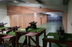 Evening Gun Range Shooting Experience in Newton Abbot The evening package at the Devon based shooting center offers three fantastic indoor gun ranges with over 100 targets, and is ideal for anyone between the ages of 12 and 112. The ranges include a 20 meter Air Rifle Range, a rapid Fire pistol range and the real life Simway shooting simulator. Training and assistance are included within the package which ensures that even the most inexperienced will hit the target. ...