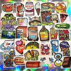 LSD Vintage Decal Sticker Souvenir Skateboard Laptop