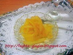 Περγαμόντο γλυκό του κουταλιού - Τα φαγητά της γιαγιάς