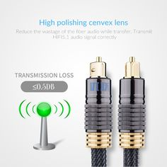 Unnlink 5.1 Square Digital Fiber Spdif Toslink Optical Audio Cable 1m 1.5 2m 3m 5m 8m 10m for Apple TV Blu-ray PS4 DVD Speaker  Price: 14.99 & FREE Shipping  #computergadgets #shopping #electronics #gadgets #home #LED #remotecontrol #security #toys #bargain #drones #coolstuff #headphones #bluetooth #gifts #xmas #happybirthday #fun Computer Gadgets, Electronics Gadgets, Speaker Price, Drones, Apple Tv, Ps4, Bluetooth, Cable, Headphones