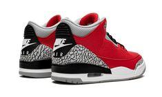 Nike Red Sneakers, Nike Air Shoes, Sneakers Fashion, Nike Air Max, Shoes Sneakers, Jordan Swag, Air Jordan 3, Air Jordan Shoes, Shoes Wallpaper