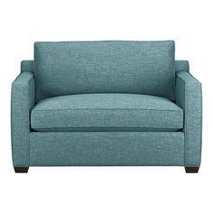 Davis Twin Sleeper Sofa in Sleeper Sofas | Crate and Barrel