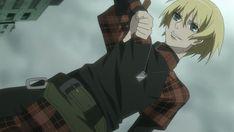 Bilderesultat for tall blonde anime boy