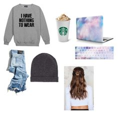 """Untitled #1"" by a-love-yogi on Polyvore featuring R13, Barneys New York and NA-KD"
