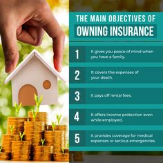 The Main Objectives of Owning Insurance Income Protection, Insurance Benefits, Peace Of Mind, Maine, Medical, How To Plan, Medical Doctor, Med School, Medical Technology