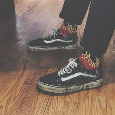 ': @ssylvann | #strvpped  #ssylvann #strvpped #shoes #decor #women #sneakers #shoe #fashion 👠 Shoes Piper And Jason, Percy And Annabeth, Leo Valdez, Heroes Of Olympus, Great Team, Winter Shoes, Vintage Girls, Vans Sk8, Percy Jackson
