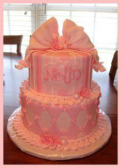Adorable Pink cake
