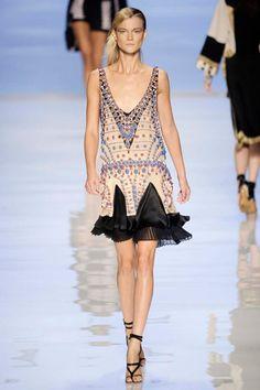Etro Deco-Inspired Dress